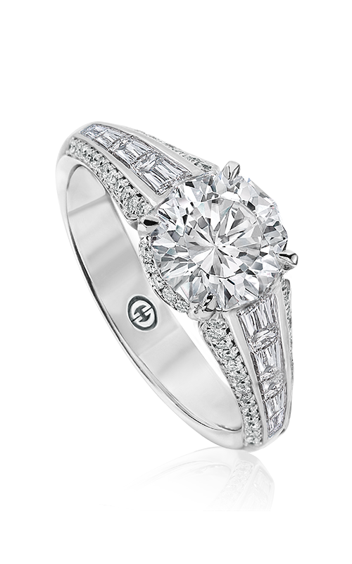 Christopher Designs Engagement ring 97A-RD200 product image