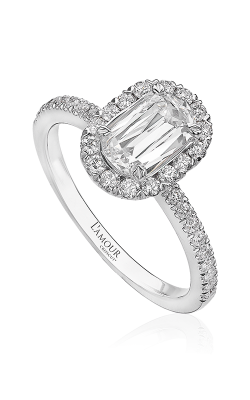 Christopher Designs Engagement ring L105-060 product image
