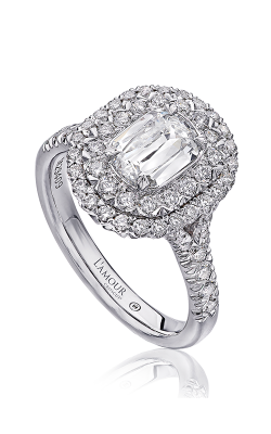 Christopher Designs Engagement Rings Engagement ring L124-100 product image