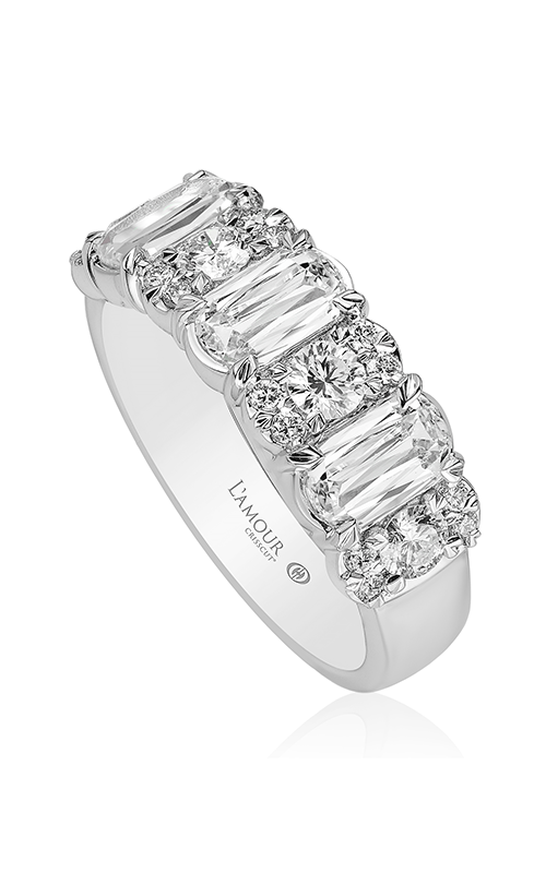 Christopher Designs Wedding band L203-3-100 product image