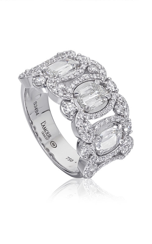 Christopher Designs Wedding band L287 product image