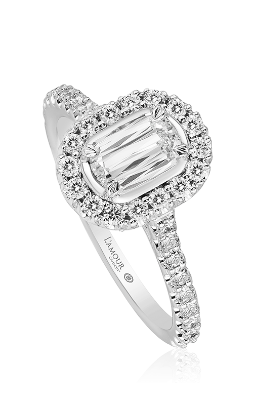 Christopher Designs Engagement ring L501-050 product image