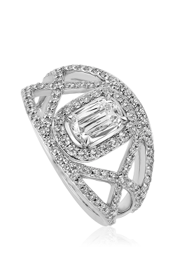 Christopher Designs Engagement Ring L517-050 product image